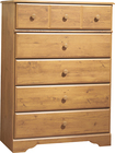 South Shore - Little Treasures Collection 5-drawer Chest - C