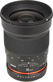 Bower - 35mm F/1.4 Ultra-fast Wide-angle Lens For Most Canon Eos Dslr Cameras