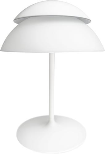Philips Hue Beyond Dimmable LED Smart Table Lamp White 798082 ...
