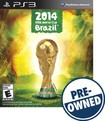 2014 Fifa World Cup Brazil - Pre-owned - Playstation 3 5891003