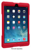 Kensington - BlackBelt 1st Degree Rugged Case for Apple® iPad® Air - Red