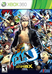 Persona 4 Arena Ultimax Bundle - Xbox 360