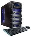 CybertronPC - 5150 Unleashed IV Desktop - AMD FX-Series - 8GB Memory - 1TB Hard Drive - Black