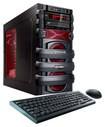CybertronPC - 5150 Unleashed III Desktop - AMD FX-Series - 8GB Memory - 1TB Hard Drive - Black/Red