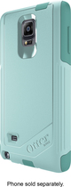 OtterBox - Commuter Series Case for Samsung Galaxy Note 4 Cell Phones - Aqua Sky