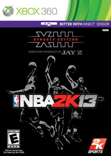 NBA 2K13: Dynasty Edition - Xbox 360