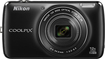 Nikon - Coolpix S810c 16.0-Megapixel Digital Camera - Black