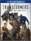 Transformers: Age of Extinction (Blu-ray Disc) (3 Disc) 2014
