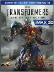 Transformers: Age of Extinction (Blu-ray 3D) 2014