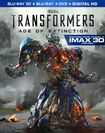 Transformers: Age Of Extinction [includes Digital Copy] [3d] [blu-ray/dvd] 5911817