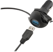 Energizer - USB Vehicle Charger for Select USB-Powered Devices