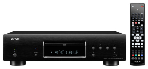 Denon - DBT3313UDCI - Streaming 3D Blu-ray Player - Black