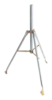 Diamond - 3' Satellite Antenna Tripod Mount - Silver