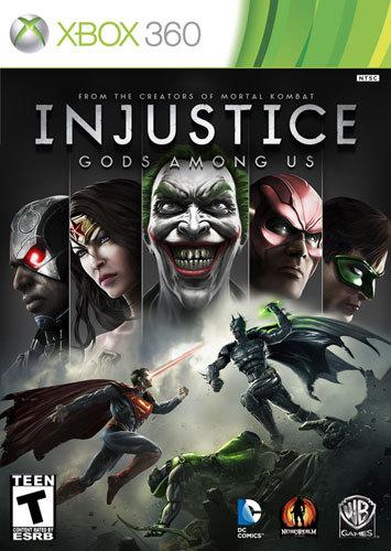 X360-INJUSTICE: GODS...