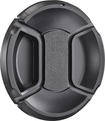 Insignia™ - 77mm Lens Cap - Black