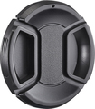 Insignia™ - 58mm Lens Cap - Black