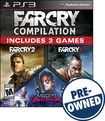 Far Cry Compilation - PRE-OWNED - PlayStation 3