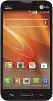 Verizon Wireless Prepaid - LG Optimus Exceed 2 No-Contract Cell Phone - Black