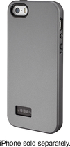 Modal - Case for Apple® iPhone® 5s - Space Gray