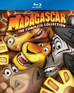Madagascar: The Complete Collection [3 Discs] [blu-ray] 5945352