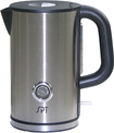 SPT - 1.7L Cordless Electric Kettle - Stainless-Steel