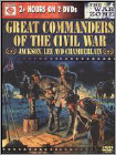 Great Commanders of the Civil War: Jackson, Lee and Chamberlain (DVD) (2 Disc) (Eng) 2003