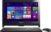 "Lenovo - 19.5"" All-In-One Computer - 4GB Memory - 500GB Hard Drive - Black"