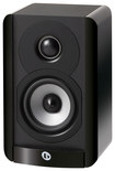 "Boston Acoustics - A23 3-1/2"" 2-Way Bookshelf Speaker (Each) - Black"