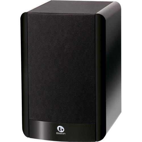 Boston Acoustics - A25 5-1/4 2-Way Bookshelf Speaker (Each) - Gloss Black