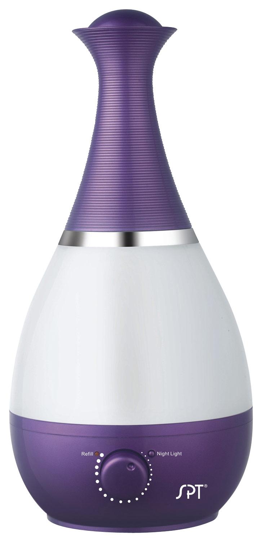 SPT - Ultrasonic 0.6 Gal. Cool Mist Humidifier - Violet