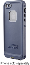 LifeProof - frē Case for Apple® iPhone® 5 and 5s - Blue