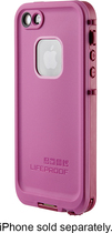 LifeProof - frē Case for Apple® iPhone® 5 and 5s - Magenta