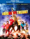 The Big Bang Theory: The Complete Fifth Season [5 Discs] [blu-ray] 5970421