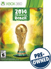 2014 Fifa World Cup Brazil - Pre-owned - Xbox 360 5977006