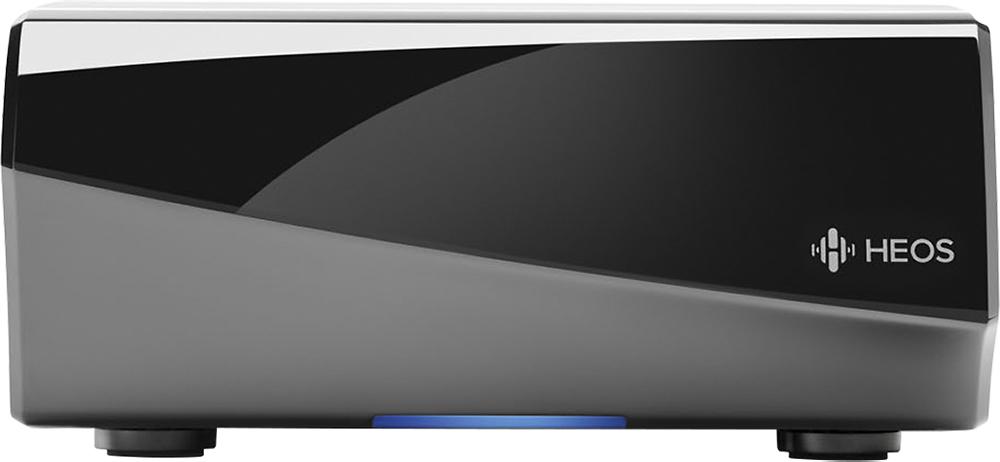 Denon - HEOS LINK Wireless Preamplifier - Silver/Black