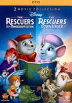 The Rescuers: 35th Anniversary Edition/the Rescuers Down Under [2 Discs] (dvd) 5994994