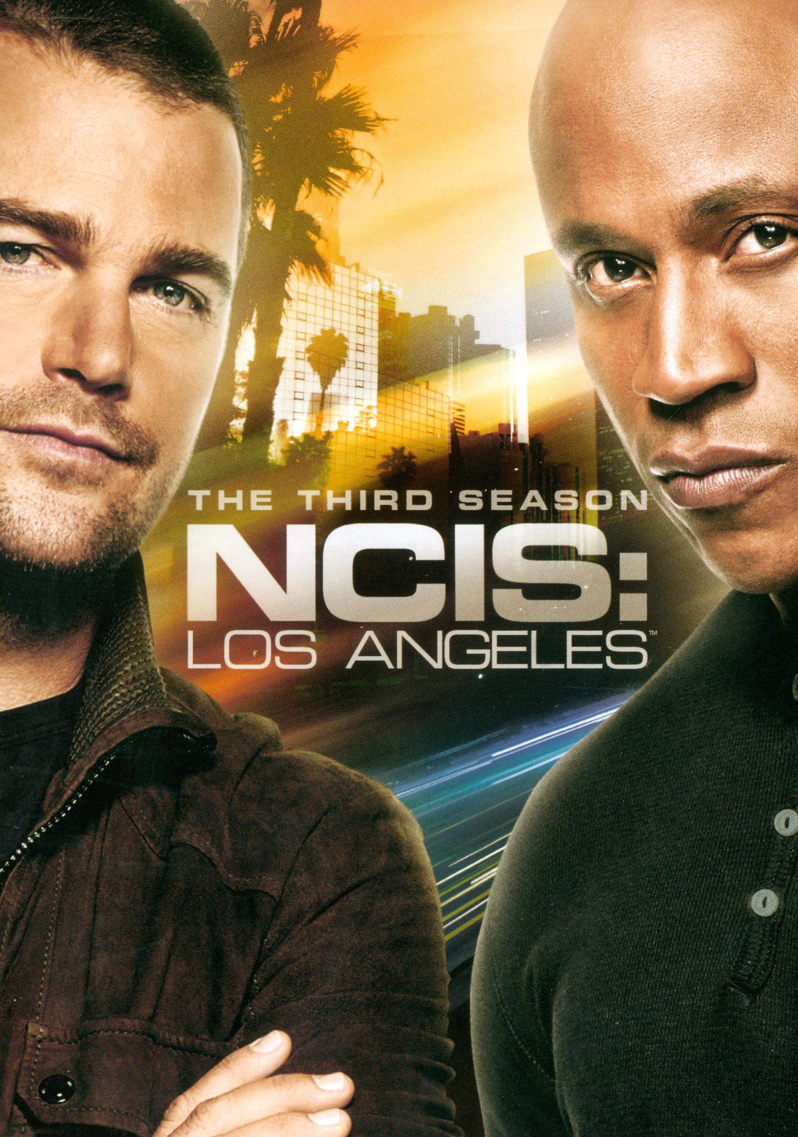 Ncis: Los Angeles - The Third Season [6 Discs] (dvd) 5995802