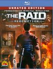 The Raid: Redemption [unrated] [includes Digital Copy] [ultraviolet] [blu-ray] 5996064