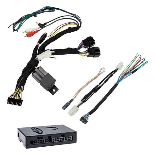 AXXESS Data Interface with SWC Control for 2006-2012 GM Vehicles ...