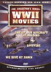 World War Ii Movies: One Of Our Aircraft Is Missing/spitfire/we Dive At Dawn (dvd) 5997503
