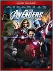 Marvel's The Avengers (DVD) (2 Disc) 2012