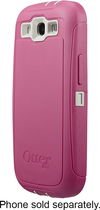 OtterBox - Defender Series Case for Samsung Galaxy S III Cell Phones - Blush