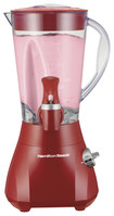 Hamilton Beach - ensemble Wave Station Express 4-Speed Blender - Red