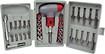 Trademark - Trademark Tools 36-Piece Power Screwdriver Socket and Bit Set