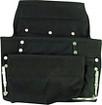 Trademark - Trademark Tools Professional 8-Pocket Polyester Tool Bag - Black