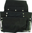 Trademark Games - Trademark Tools Professional 8-Pocket Polyester Tool Bag - Black