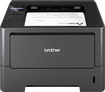 Brother - HL-5470DW Wireless Black-and-White Printer - Black