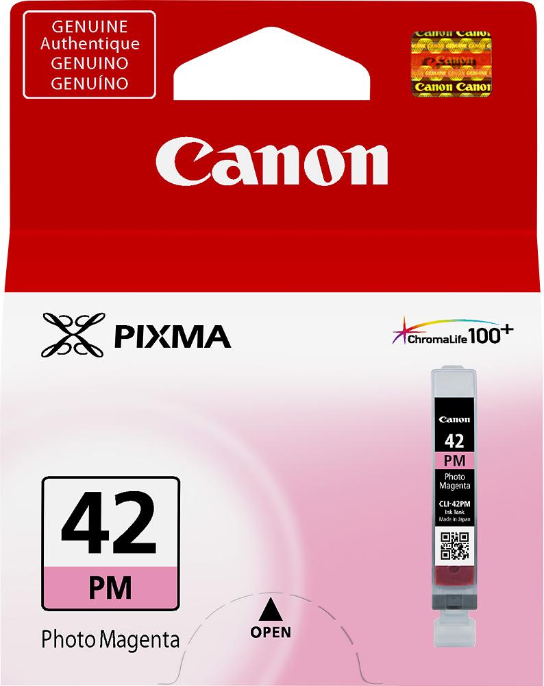 Canon - CLI-42 Ink Cartridge - Photo Magenta