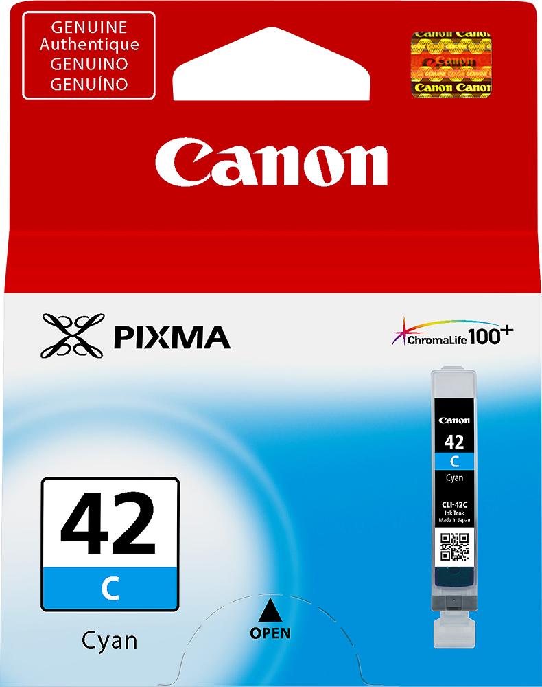 Canon - CLI-42 Ink Cartridge - Cyan