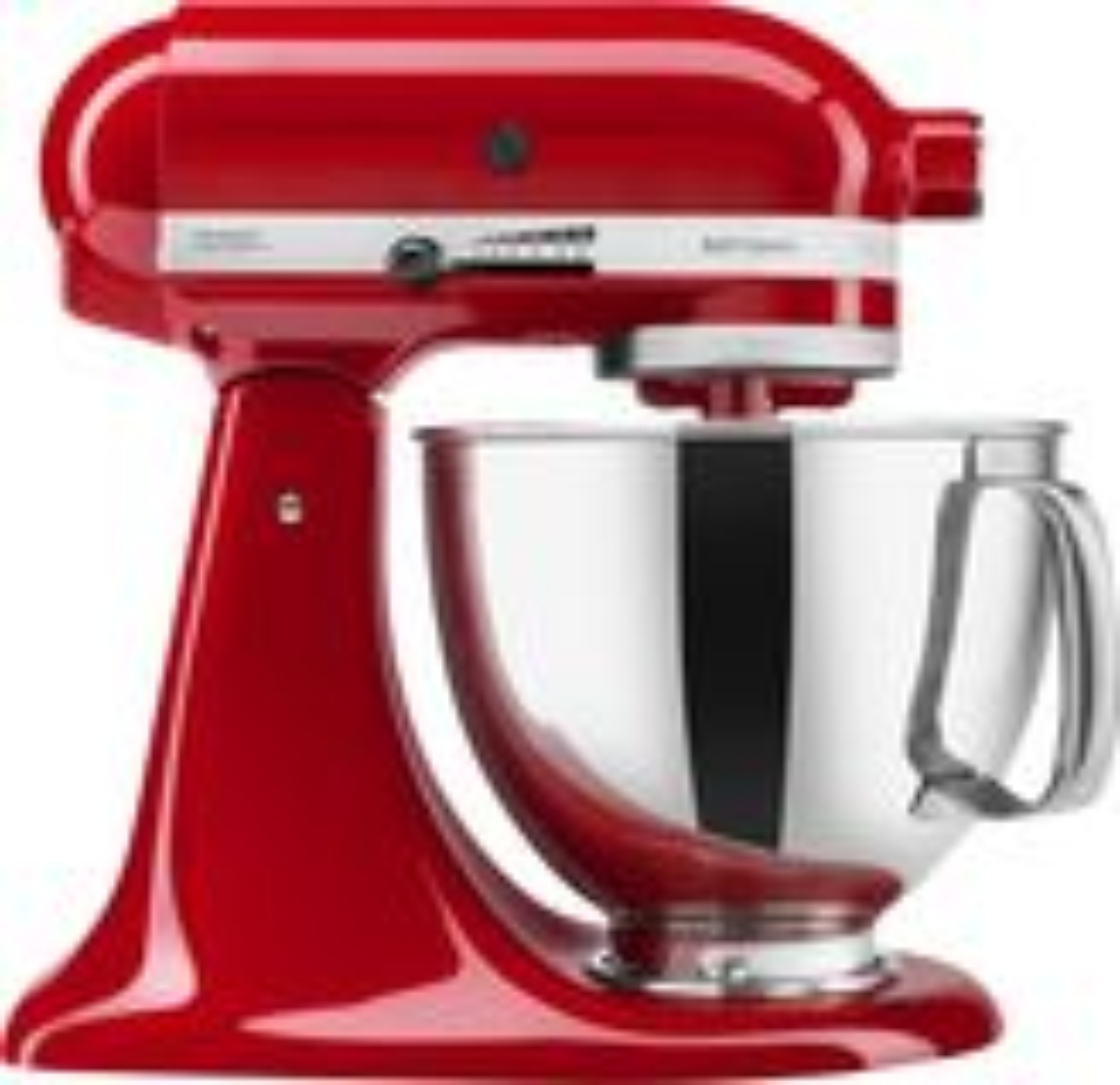 KitchenAid - Artisan Series Tilt-Head Stand Mixer - Empire Red (050946872902)